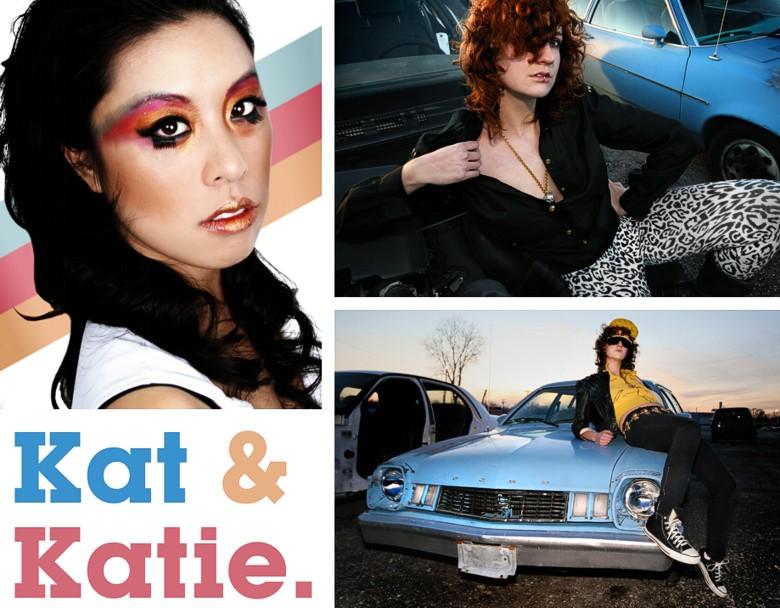 Kat & Katie
