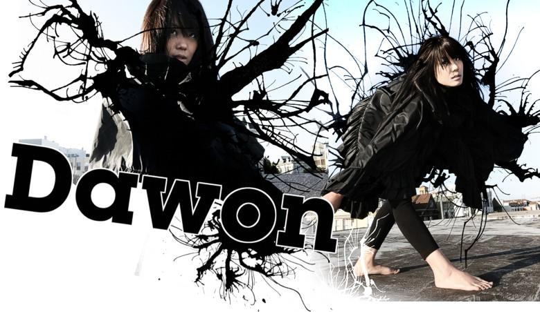 Dawon - India ink